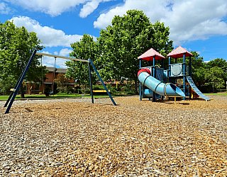 Trowbridge Avenue Reserve Playground 1
