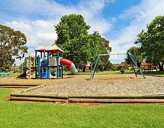 Trowbridge Avenue Reserve Playground 2