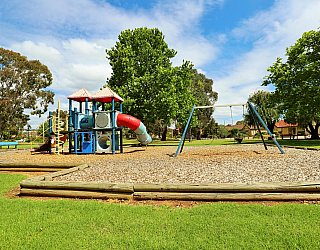 Trowbridge Avenue Reserve Playground 2