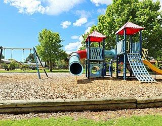 Trowbridge Avenue Reserve Playground 3