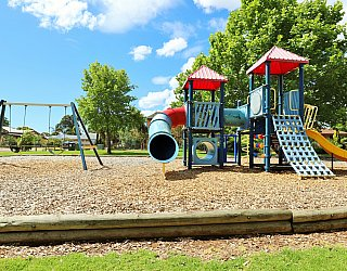 Trowbridge Avenue Reserve Playground 3