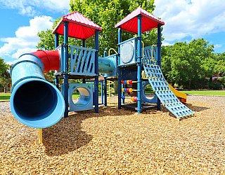 Trowbridge Avenue Reserve Playground Multistation 1