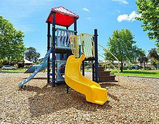 Trowbridge Avenue Reserve Playground Multistation 2