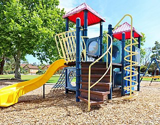 Trowbridge Avenue Reserve Playground Multistation 3