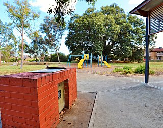 Willoughby Avenue Reserve Facilities Bbq 1