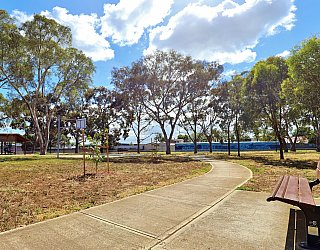 Willoughby Avenue Reserve Facilities Seat 1