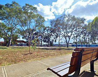 Willoughby Avenue Reserve Facilities Seat 2
