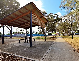 Willoughby Avenue Reserve Facilities Shelter 1