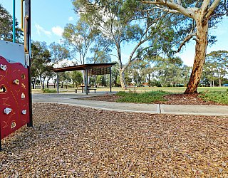 Willoughby Avenue Reserve Facilities Shelter 2