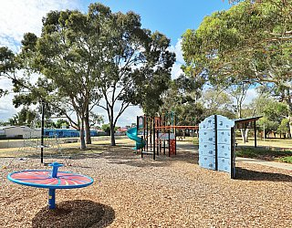 Willoughby Avenue Reserve Playground 1