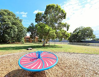 Willoughby Avenue Reserve Playground Gyro Spinner 1