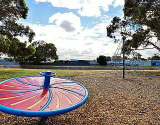 Willoughby Avenue Reserve Playground Gyro Spinner 3