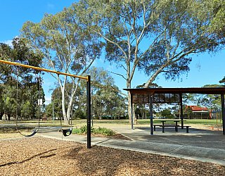 Willoughby Avenue Reserve Playground Swing 2