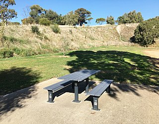 Roy Lander Reserve Picnic Table 3