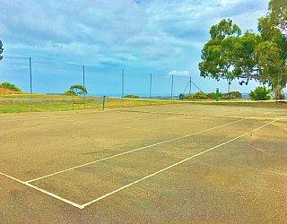 Roy Lander Reserve Tennis