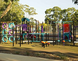 Sandery Avenue Reserve Play Equipment