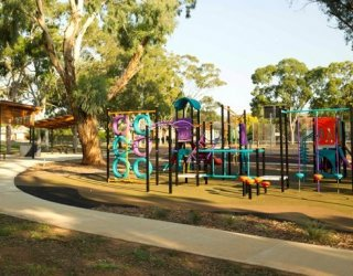 Sandery Avenue Reserve Play Equipment 3