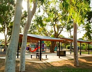 Sandery Avenue Reserve Trees
