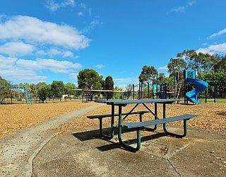 Alison Avenue Reserve Facilitieis Picnic 1