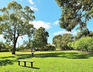 Alison Avenue Reserve Kick About 1