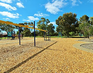 Alison Avenue Reserve Playground Flying Fox 2