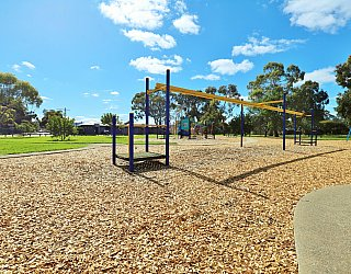 Alison Avenue Reserve Playground Flying Fox 3