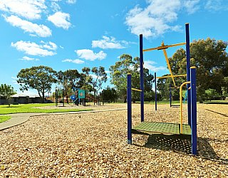 Alison Avenue Reserve Playground Flying Fox 4