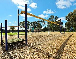 Alison Avenue Reserve Playground Flying Fox 5