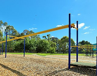 Alison Avenue Reserve Playground Flying Fox 6