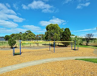 Alison Avenue Reserve Playground Flying Fox 7