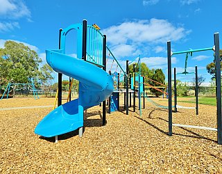 Alison Avenue Reserve Playground Multistation 1
