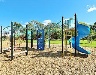 Alison Avenue Reserve Playground Multistation 3