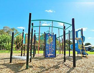 Alison Avenue Reserve Playground Multistation 4