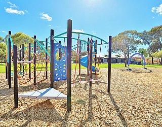 Alison Avenue Reserve Playground Multistation 5
