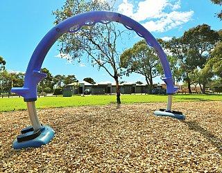 Alison Avenue Reserve Playground Pogo Arch 2