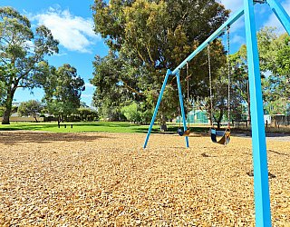 Alison Avenue Reserve Playground Swings 2