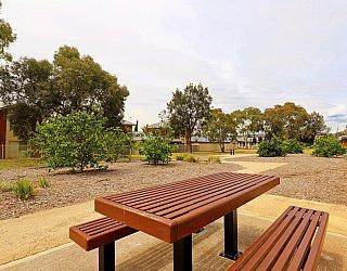 Branksome Terrace Reserve Picnic 1