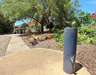 Elizabeth Ryan Reserve Facilities Drinking Fountain 1