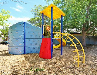 Elizabeth Ryan Reserve Playground Multistation 4