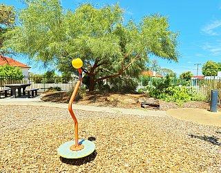 Elizabeth Ryan Reserve Playground Spinner 1