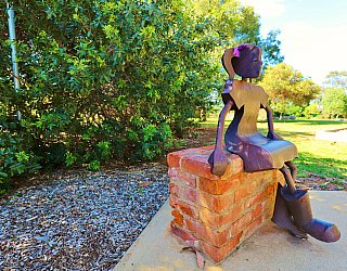 George Street Reserve Art Little Marion 1