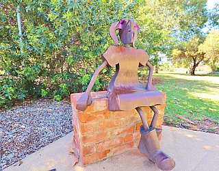 George Street Reserve Art Little Marion 2