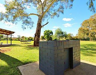 George Street Reserve Facilities Bbq 1