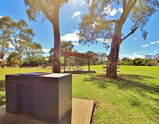 George Street Reserve Facilities Bbq 2