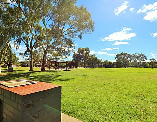 George Street Reserve Facilities Bbq 3