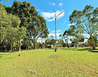 George Street Reserve Facilities Lighting 1