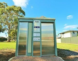 George Street Reserve Facilities Toilet 4