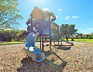 George Street Reserve Playground Multistation 1