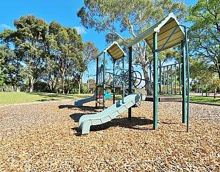 George Street Reserve Playground Multistation 3