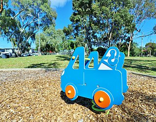 George Street Reserve Playground Springer 1